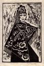 Linoryt Španělka od Marie Galimberti-Provázkové