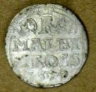Malý groš z roku 1579
