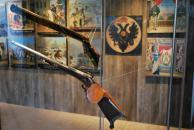 Terčové zbraně ze sbírek muzea