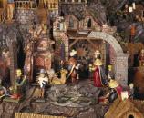 Klanění tří králů z dílny bratří Steinocherů